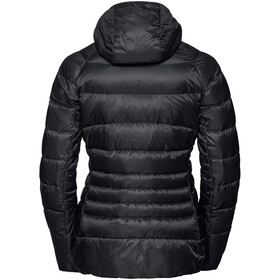 VAUDE Kabru III Hooded Jacket Women, black/black